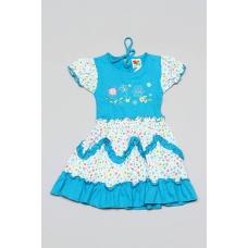 Платье для девочек (на стройных) артикул 3870