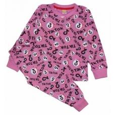 Пижама для девочек артикул 1215