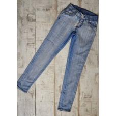 Джинсы летние облегченные облегающие Gloria Jeans артикул 76808