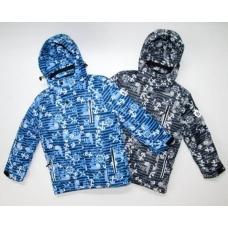 Куртка детская зимняя для мальчиков артикул 937
