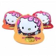 Бейсболка детская Hello Kitty артикул 7427