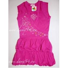 Платье для девочек трикотаж летнее  артикул 12
