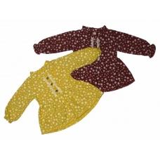 Платье для девочек хб артикул 008