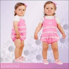 Костюм для девочки (ТМ Limoni) артикул 75212