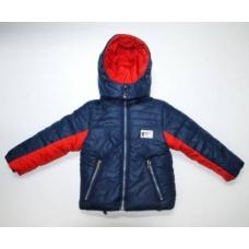 Куртка для мальчиков зимняя артикул 2077