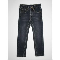 Узкие джинсы для девочек артикул 46-261