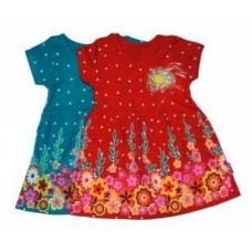 Платье для девочек трикотаж  артикул 2217