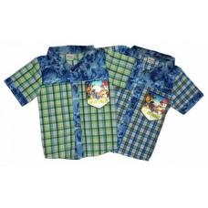 Рубашка детская артикул 9876