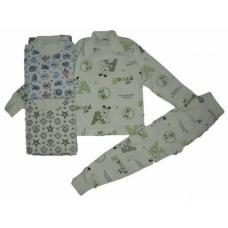 Пижама для мальчиков артикул 0919