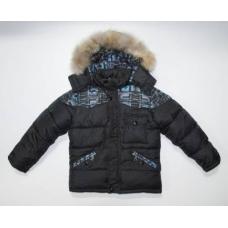 Куртка детская зимняя артикул д-2