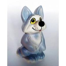 Волчонок игрушка ПВХ  артикул 283