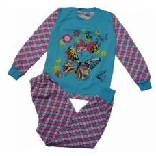 Пижама для девочек артикул 9090