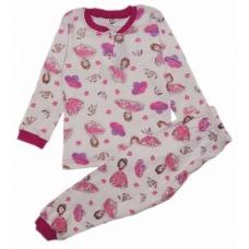 Пижама для девочек София артикул 4522